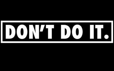 Regarding raising taxes in Olympia … DON'T DO IT!