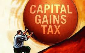 """Fear of Eyman"" stopped new capital gains tax in Washington state?"