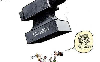 Inslee's pushing HUGE tax hikes, despite repeatedly promising to veto tax increases