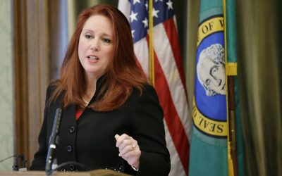 Secretary of State Kim Wyman rips Seattle judge while defending I-1366