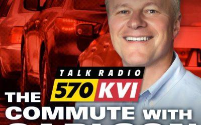 "BIG ENDORSEMENT:  KVI's John Carlson ""Do what I did – Vote for 1366"""