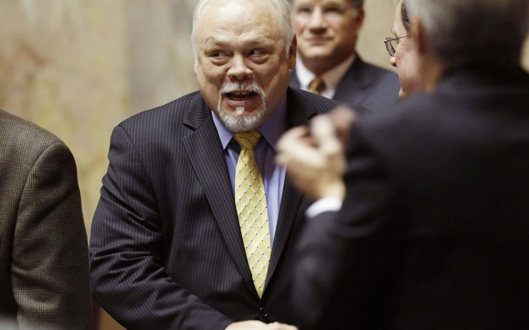 Unsung hero: Don Benton has given taxpayers the MCC and 6 years of protection from Inslee