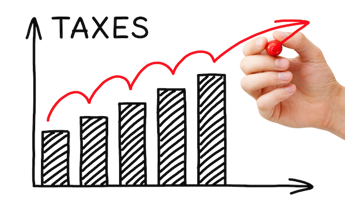 Tell Democrats to stop, stop, stop obsessing about raising taxes
