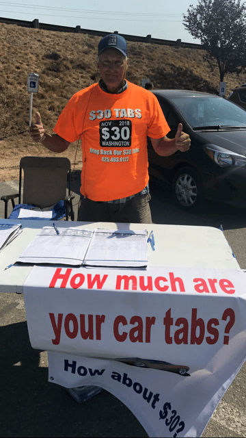 1000+ signatures by Leonard — he's newest supporter to earn a $30 Tabs shirt!!!