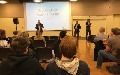 My trip to Bellingham yesterday — $30 Tabs Initiative pushed at Western WA Univ