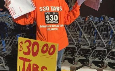 2 more earn $30 Tabs t-shirts — Connie hits 1200+ signatures, Rick reaches 1300