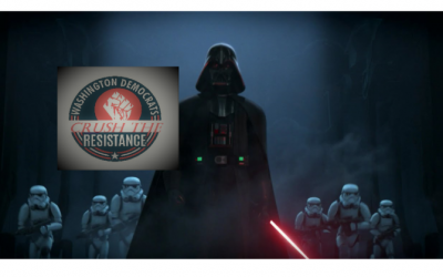The Empire always strikes back – State Democratic Party lashes out after widespread lawbreaking exposed