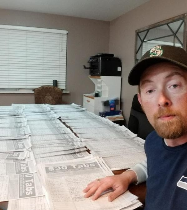 Rick Walther's hard work getting sigs for $30 tabs is inspiring — keep going everyone!!