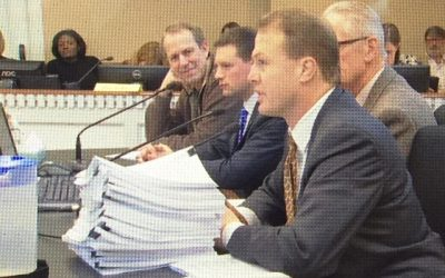 WATCH VIDEO: Eyman gaveled down and silenced for criticizing politicians' hypocrisy