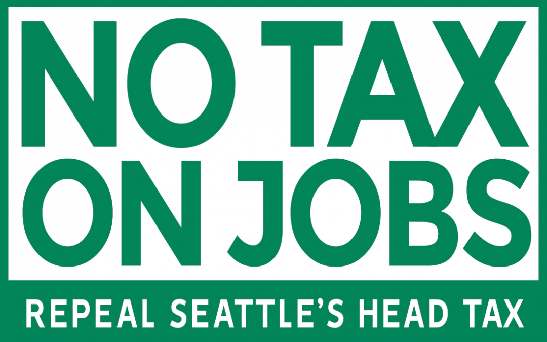 Eyman to Seattle City Council: Don't Stop the Vote – Let the Voters Decide on the Jobs Tax