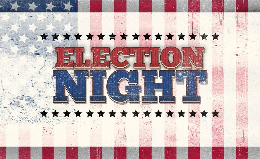 Join me on election night tomorrow (Tues) in Issaquah (it's where the State GOP is having theirs).  Elections are a Rorschach test:  be positive & you'll see the positive.