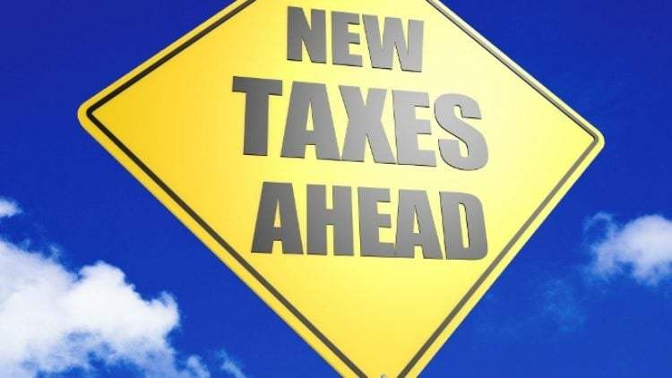 $27 Billion In New Taxes? Crazy! Initiative 1648 Empowers Voters To Veto All 11 Tax Hikes.