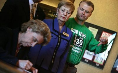 Gregoire Opened Up Pandora's Box — Vote Yes On I-976 And Let's Close It Again