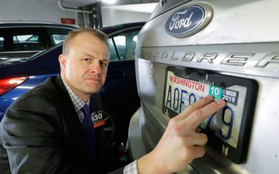 I Am Calling For Civil Disobedience: Join Me In REFUSING To Renew Your Vehicle Tabs.