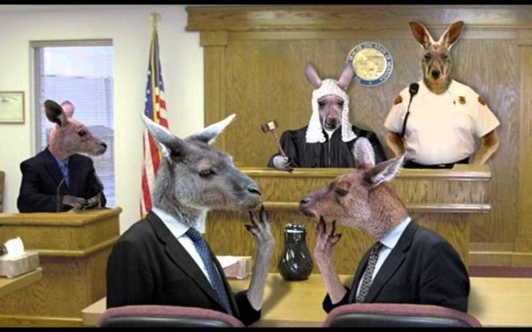 Judge Fergie Just OK'd AG Fergie – Sabotage Succeeds, Kangaroo Court Confirmed