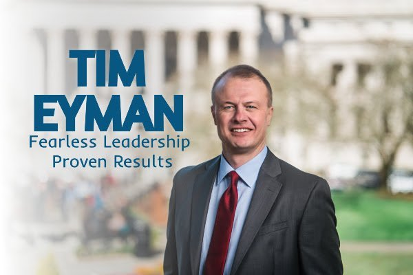 "FOR IMMEDIATE RELEASE (Wednesday, March 24, 2020): Bellingham council President Gene Knutson calls Tim Eyman an ""Ass Hole"" and describes local residents wanting to testify against anti-2nd Amendment provisions as a ""clown show."""