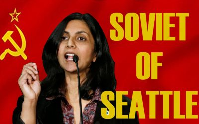 Seattle Socialist Sawant is Attempting to Resurrect Today The Amazon head tax voters killed
