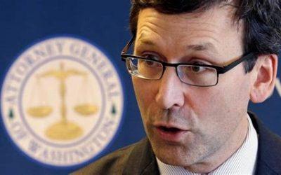 AG Bob Ferguson's press release: responses from attorney Richard Sanders & Tim Eyman