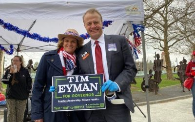 Today, 830am, Olympia, join me & Rep. Jim Walsh (Jay Inslee's release of criminals) – Spokane trip yesterday huge success – Open 4 Biz and Let Us Fish