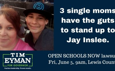 3 single moms have the guts to stand up to Jay Inslee.