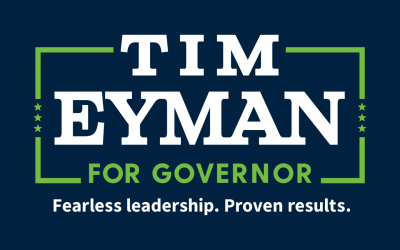 My team and I are doing everything we can to fight back against Inslee as I run for Governor. Here's an important update on several battle lines.