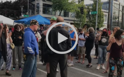 WATCH THIS UNCENSORED VIDEO OF TIM EYMAN @ INSLEE'S LAWLESS ZONE