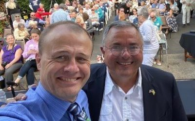 Tim Eyman offers his enthusiastic support for Loren Culp