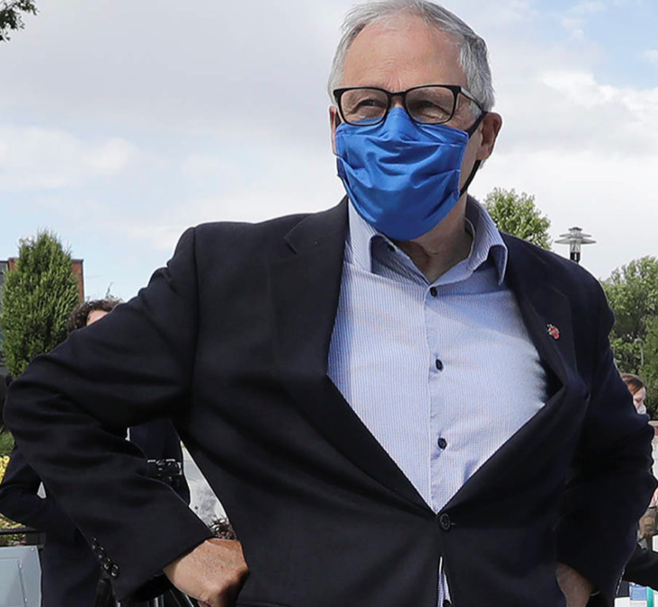 Inslee Chickens Out And Refuses To Debate — He's A Gutless Coward. Join Me & Riley @ Culp Rallies
